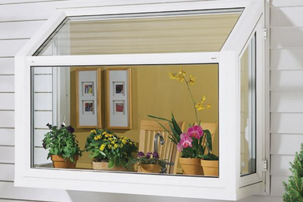Garden Windows A Bright Showcase