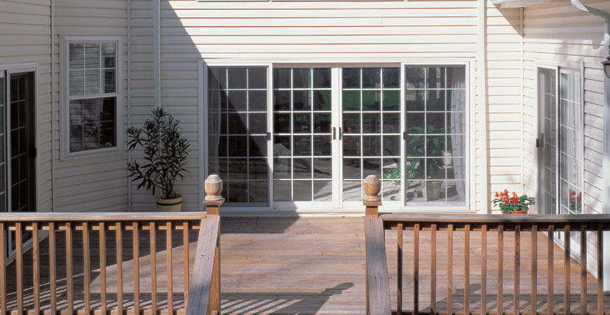 Alside 6100 Patio Doors